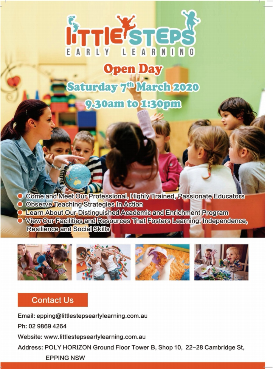 Epping Open Day